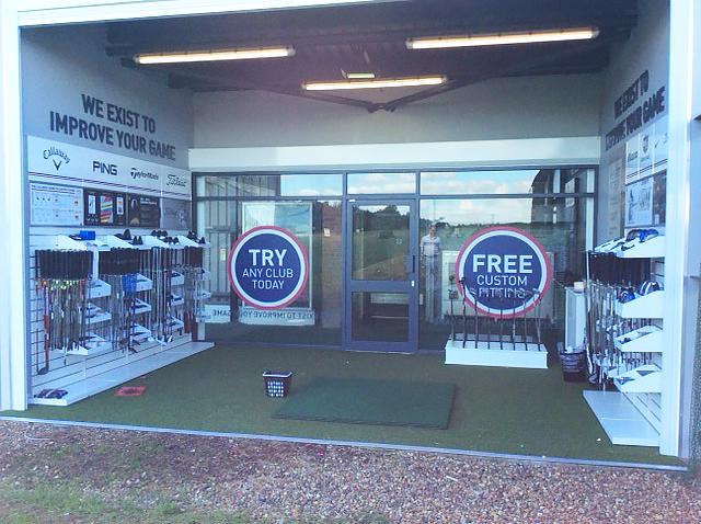 American Golf Store A1 Golf Range